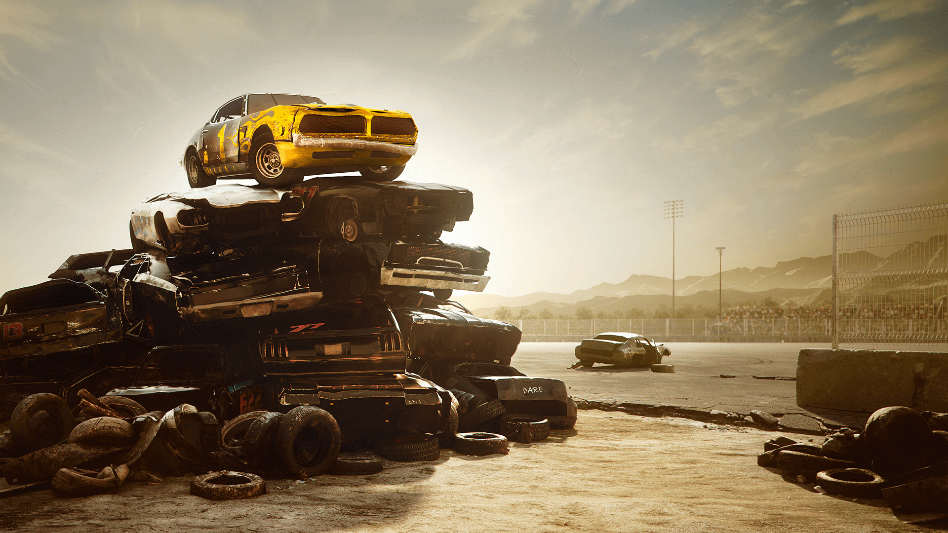 Key Art Wreckfest
