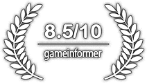 Review gameinformer 8.5/10